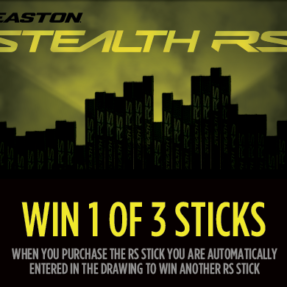 Easton Stealth RS